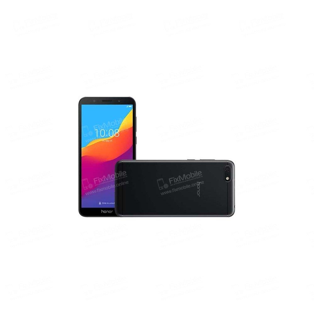 Дисплей с тачскрином для Huawei Honor 7S (белый) — 3