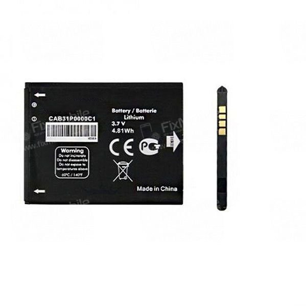 Аккумуляторная батарея для Alcatel One Touch 4018D CAB31P0000C1