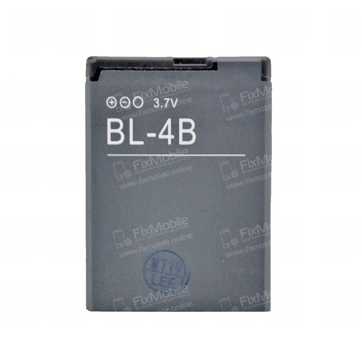 Аккумуляторная батарея для Nokia 6111 BL-4B