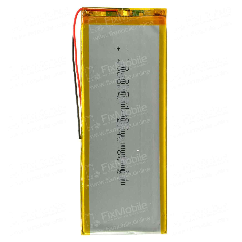 Аккумуляторная батарея универсальная 3555148p 3,7v Li-Pol 4000 mAh (3.5*55*148 мм)