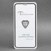 Защитное стекло для Apple iPhone 11 (полное покрытие)(черное)