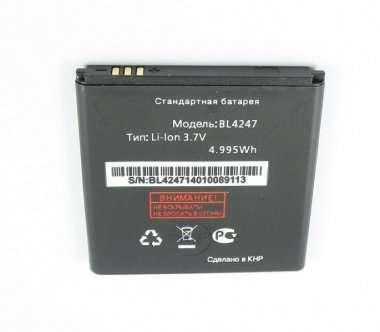 Аккумуляторная батарея для Fly Miracle (IQ442) BL4247 — 1